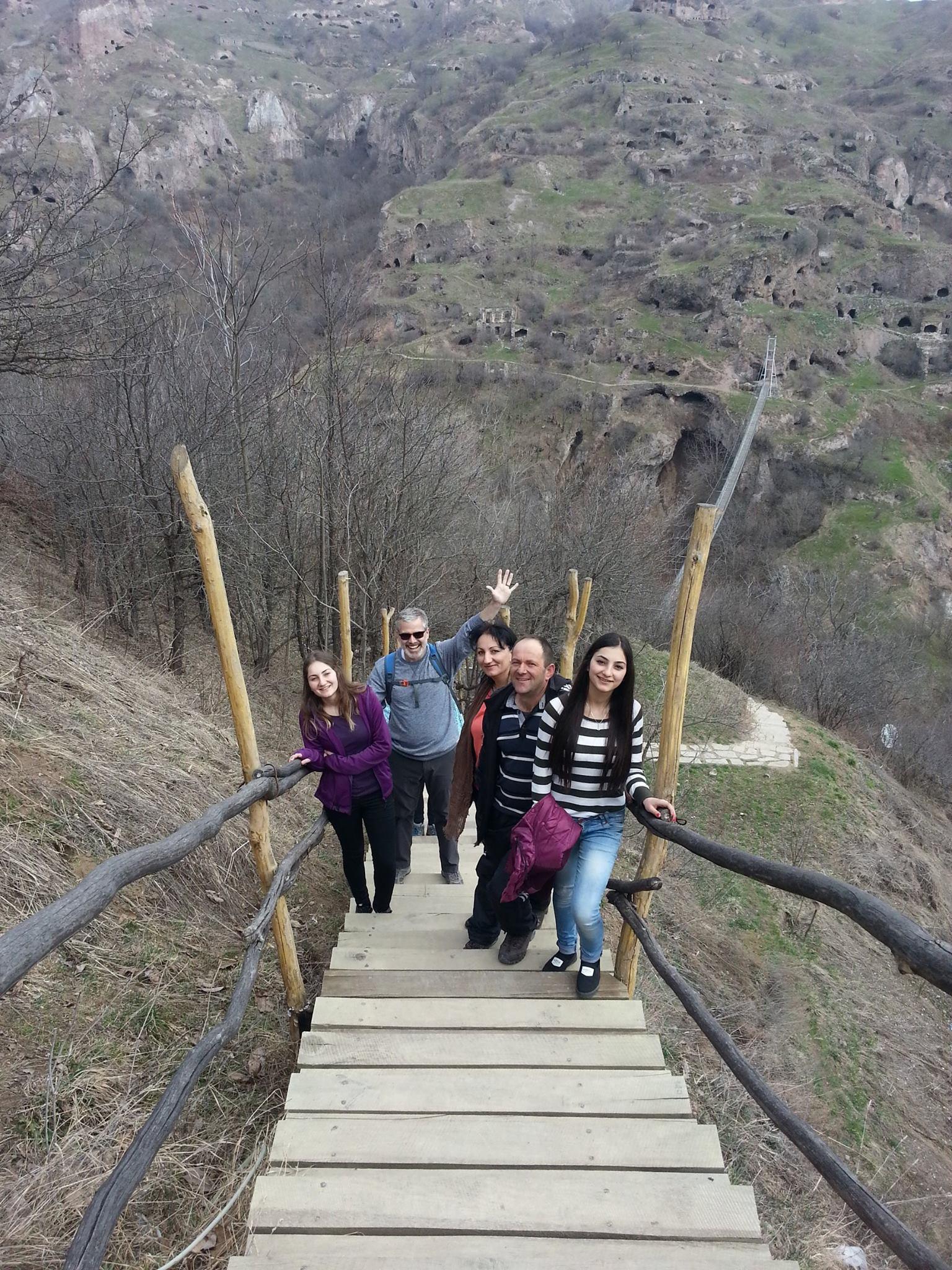 Sona HF in Armenia
