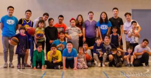 Basketball for All - Group Photo