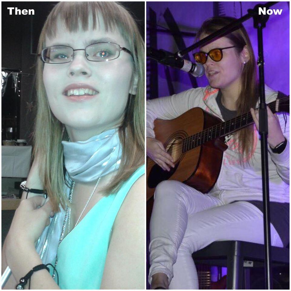 Darya Sukhova - Then & Now