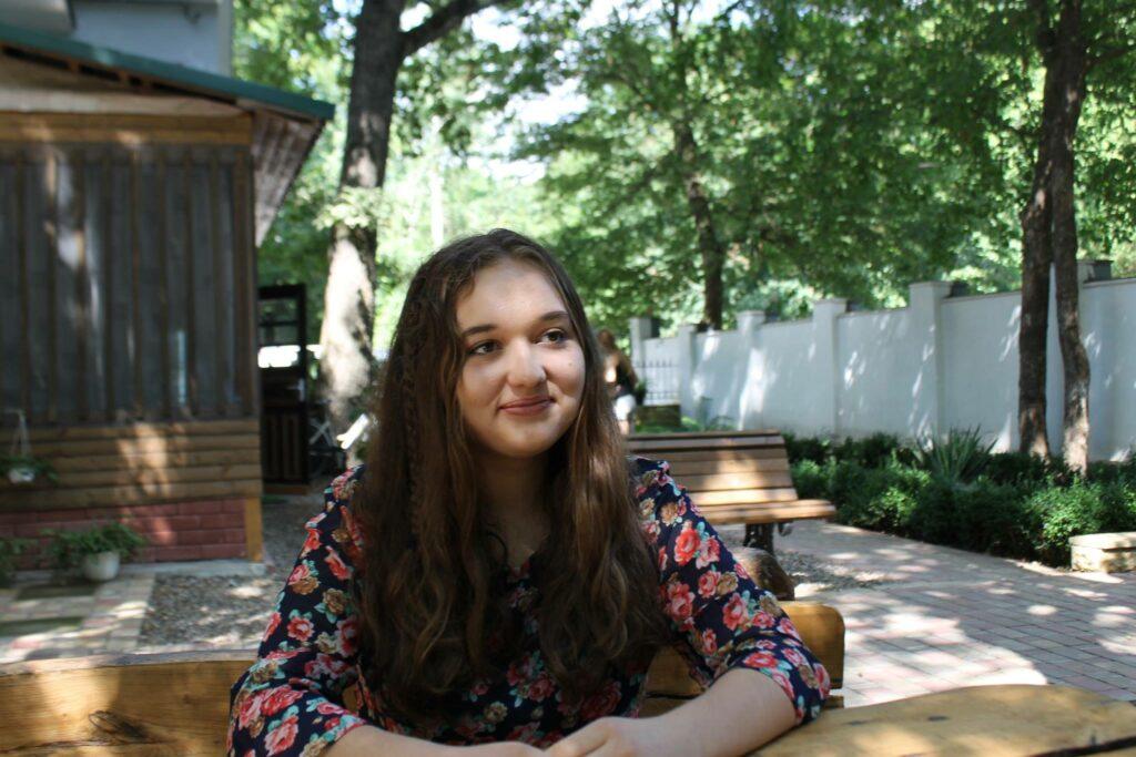 Gabriela Uncu Interview Photo